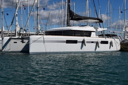 Lagoon 52 for sale in Croatia for €1,020,000 (£916,360)