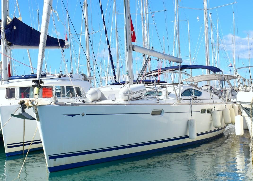 Jeanneau Sun Odyssey 54 Ds For Sale In Croatia For 135 000