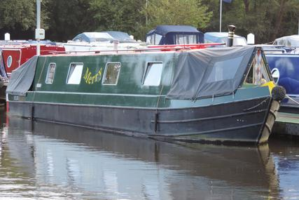 Custom Cruiser Stern Narrowboat for sale in United Kingdom for £27,500