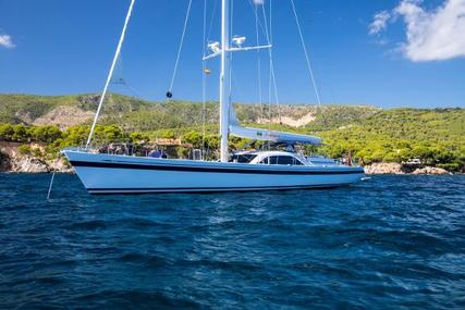 Nautor's Swan 112-04 for sale in Greece for €4,250,000 (£3,796,134)
