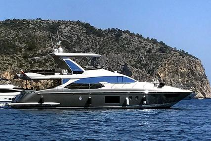 Azimut 66 Fly for sale in Spain for €1,649,000 (£1,466,104)