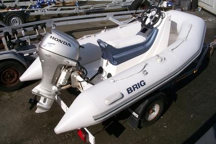 Brig 300S with Jockey console (not avon ribeye zodiac for sale in United Kingdom for £2,950