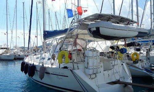 Image of Beneteau Oceanis 393 for sale in Turkey for €65,000 (£56,828) Marmaris, Turkey
