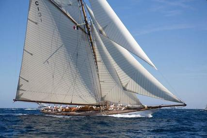 William Fife and Son, Fairlie 19 Metre Class 'Mariquita' for sale in United Kingdom for €3,500,000 (£3,099,128)
