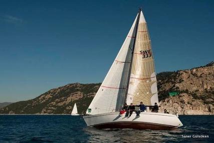 Nicholson 33 for sale in Turkey for €23,000 (£20,458)