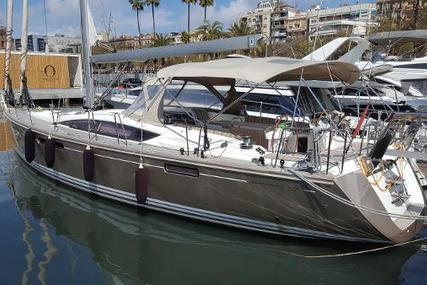 Jeanneau Sun Odyssey 57 for sale in Spain for €429,000 (£376,726)