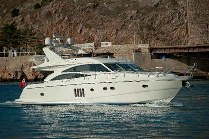 Princess 67 Flybridge for sale in Turkey for €499,000 (£448,145)
