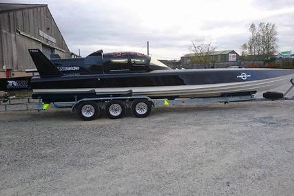 Fountain Buzzi FB 32 RACING POWERBOAT for sale in Ireland for £43,000