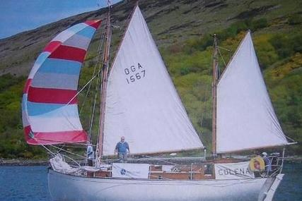 William Fife & Sons Gaff Ketch for sale in France for £68,000