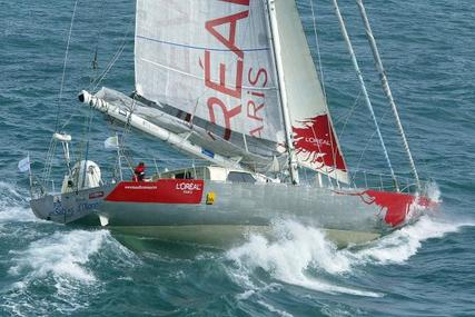 Gilles Vaton Gamelin Aluminium monohull for sale in France for €520,000 (£456,385)