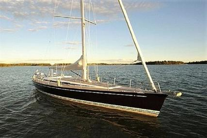 Nautor's Swan 461 for sale in Finland for €600,000 (£536,198)