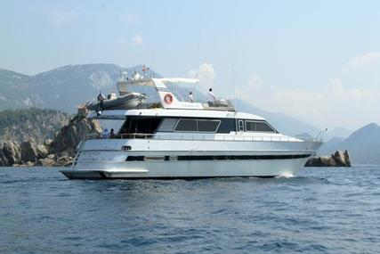 Canados 75 Flybridge for sale in Greece for €320,000 (£276,592)