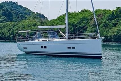 Hanse 575 for sale in Singapore for €439,000 (£391,608)