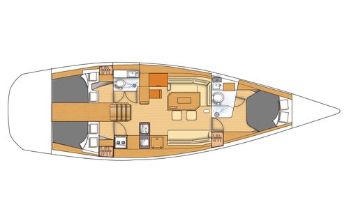 Image of Beneteau First 50 for sale in France for €249,000 (£219,517) France