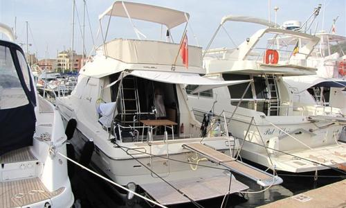 Image of Riva 42 Malibu for sale in France for €95,000 (£83,542) Cannes, , France