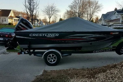 Crestliner 1750 Raptor for sale in United States of America for $34,700 (£26,403)