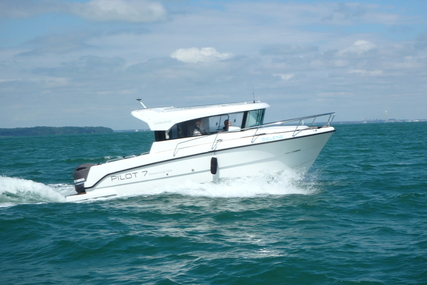 Finnmaster Used  Pilot 7 Weekend with Yamaha F150HP Outboard Engine for sale in United Kingdom for £61,995