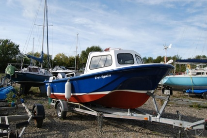 Taskforce 18 Fast Fishing Boat for sale in United Kingdom for £3,500