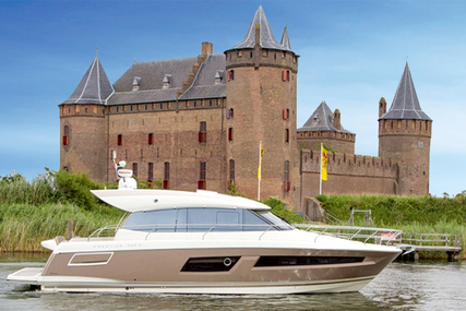 Prestige 450s for sale in Netherlands for €470,000 (£422,100)