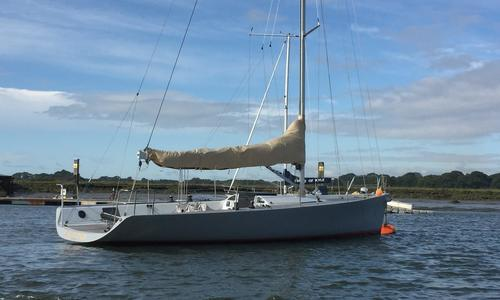 Image of Maxi MD 33 for sale in United Kingdom for £60,000 Beaulieu, Hampshire, , United Kingdom