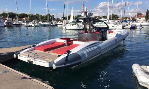 Image of Tecnorib Pirelli Pzero 1400 sport for sale in Italy for €330,000 (£291,440) Trieste, Italy