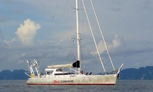 Image of Jacobs Brothers Custom 62ft Aluminium Cutter for sale in South Africa for $515,000 (£399,346) Cape Town, South Africa