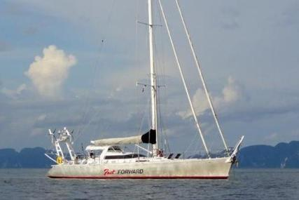 Jacobs Brothers Custom 62ft Aluminium Cutter for sale in South Africa for $515,000 (£368,919)
