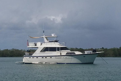 Hatteras 53 MY for sale in United States of America for 197.500 $ (141.479 £)