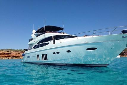 Princess 72 Motor Yacht for sale in Spain for £1,495,000