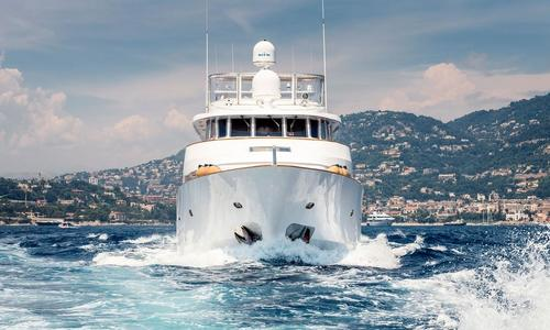Image of ROSSATO Shipyard classic motor yacht for sale in Italy for €3,500,000 (£3,122,157) Italy