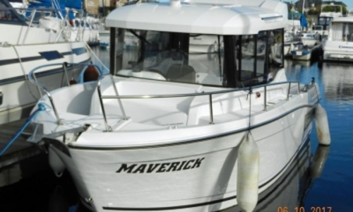 Image of Jeanneau Merry Fisher 695 Marlin for sale in United Kingdom for £39,750 CHATHAM, United Kingdom