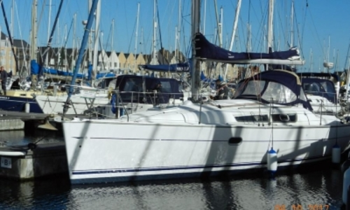 Image of Jeanneau Sun Odyssey 32i Lifting Keel for sale in United Kingdom for £44,000 CHATHAM, United Kingdom
