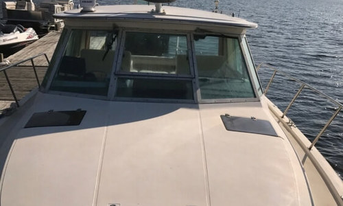 Image of Tiara 3100 Hard Top for sale in United States of America for $17,500 (£13,145) Georgetown, Maine, United States of America