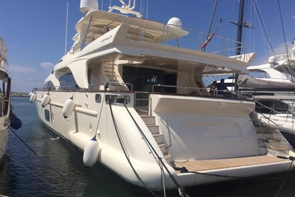 Azimut 105 for sale in Spain for €3,500,000 (£3,099,128)