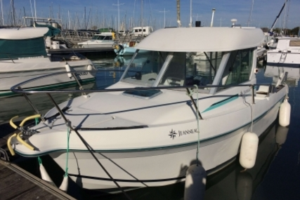 Jeanneau Merry Fisher 610 HB for sale in France for €14,000 (£12,240)