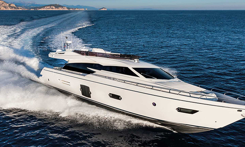 Image of Ferretti 750 Fly for sale in Netherlands for €2,950,000 (£2,603,110) Pesaro- Italia, Netherlands
