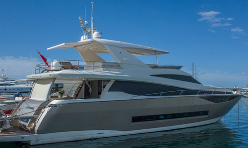 Image of Prestige Yachts 750 for sale in Netherlands for €1,900,000 (£1,685,368) Netherlands