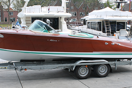 Riva Ariston for sale in Netherlands for €129,500 (£113,521)