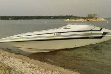 Fountain 38SC for sale in United States of America for $33,400 (£25,068)