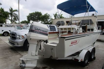 Boston Whaler 22 Outrage for sale in United States of America for $15,000 (£10,755)