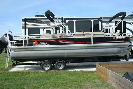Sun Tracker Fishin' Barge 24 Signature Series for sale in United States of America for $22,000 (£15,765)