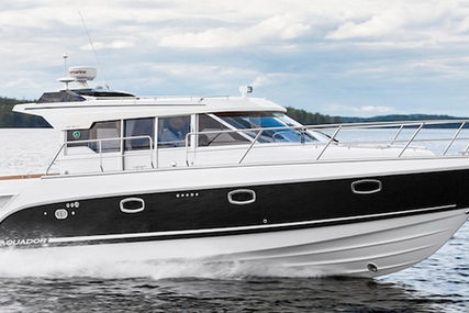 Aquador 35 C for sale in Finland for €235,000 (£209,631)
