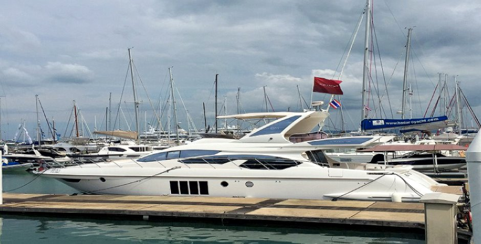 AZIMUT 64 for sale in France for 1.500.000 €