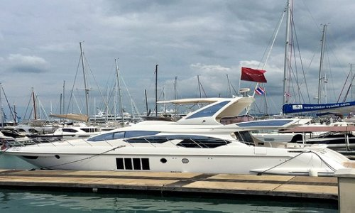 Image of Azimut Yachts 64 for sale in France for €1,500,000 (£1,349,224) France