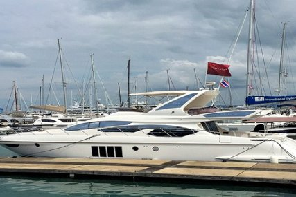 Azimut 64 for sale in France for €1,500,000 (£1,330,353)