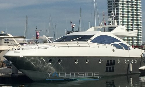 Image of Azimut Yachts 86 S for sale in France for €3,000,000 (£2,648,328) France