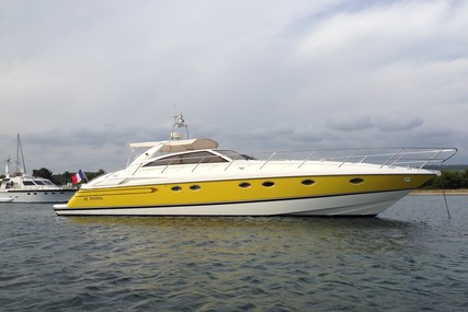 Princess V55 for sale in France for €155,000 (£136,460)