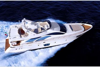 Azimut 75 for sale in France for €1,000,000 (£896,218)