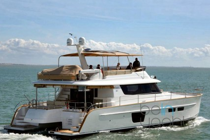 Fountaine Pajot Queensland 55 for sale in France for €860,000 (£753,315)