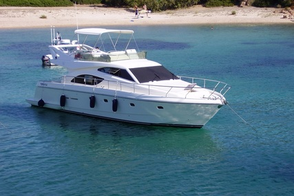 Ferretti 53 Anniversary for sale in France for €299,000 (£264,440)